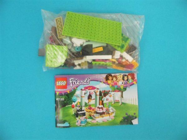 LEGO Friends - N° 41110 - Fête d'anniversaire