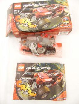 LEGO RACERS - N° 8136 - Broyeur d'incendie