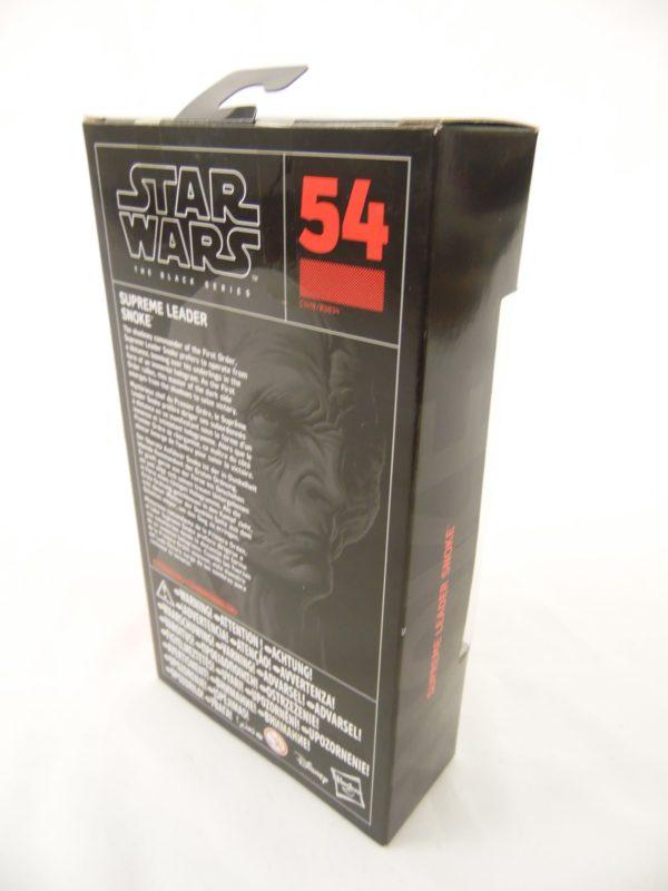 Figurine Black series - Star Wars - N°54 - Suprême leader Snoke