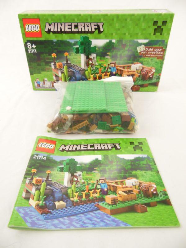 LEGO MINECRAFT - 21114 - La ferme