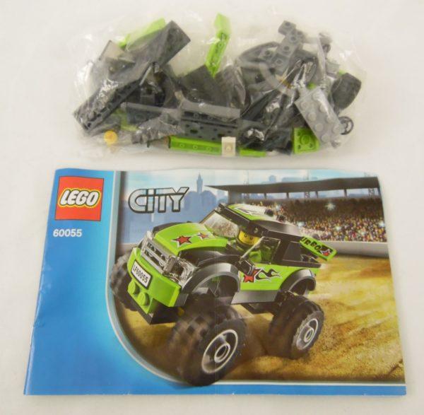 LEGO CITY - N° 60055 - Monster Truck