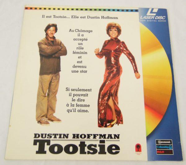 Laser disc - Tootsie - Dustin Hoffman