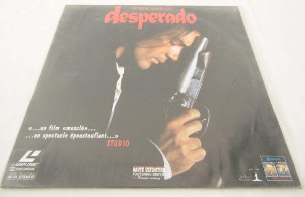 Laser disc - Desperado - Antonio Banderas