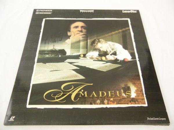 Laser disc - Amadeus