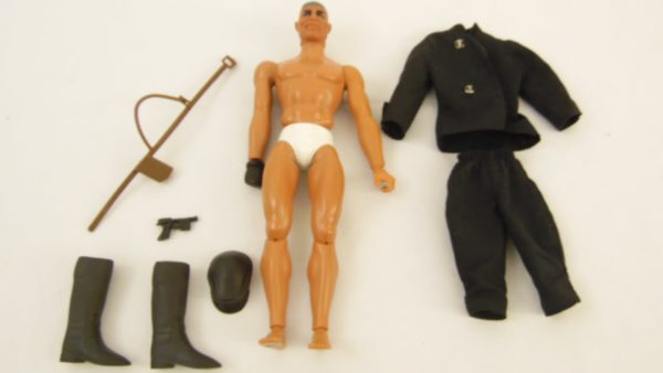 Figurine Big Jim - Borris - Mattel - Année 1971