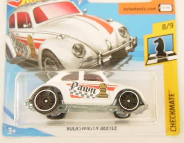 Voiture Hot Wheels - Volkswagen Beetle - Checkmate 8/9
