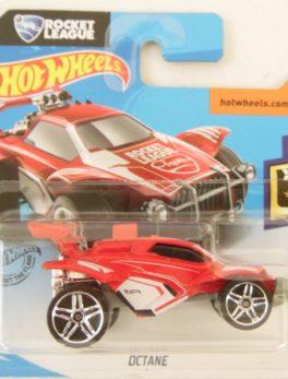 Voiture Hot Wheels - Rocket League - OCTANE - HW SCREEN TIME 8/10