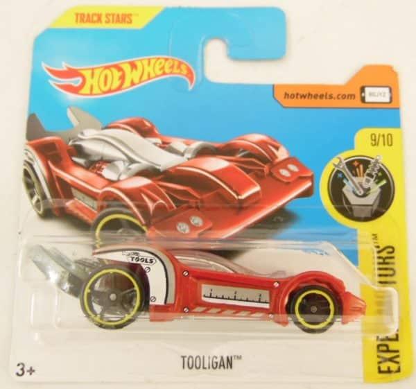Voiture Hot Wheels - Track Star - TOOLIGAN - Expérimotors 9/10