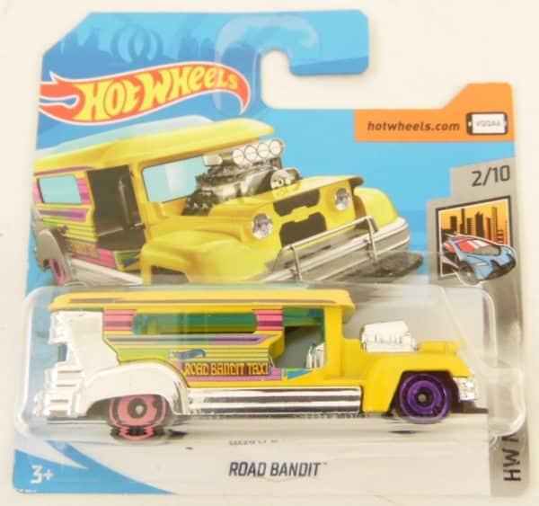 Voiture Hot Wheels - ROAD BANDIT - HW METRO 2/10