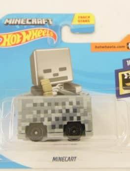 Voiture Hot Wheels - Minecraft - MINECART - HW SCREEN TIME 10/10