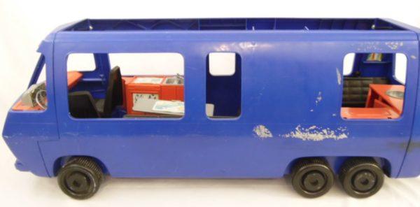 Véhicule Big Jim - Aventure Mobile Supercar ref. 8220 - Année 1982