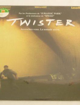 Laser disc - Twister
