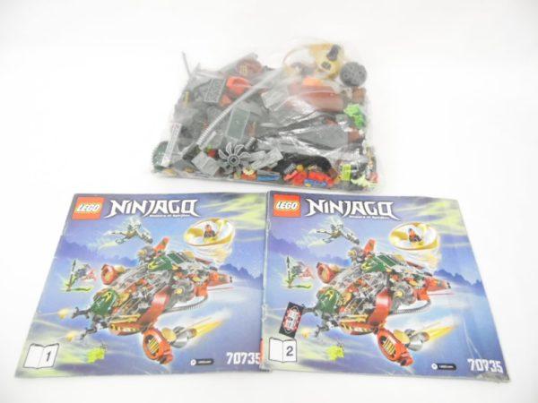 LEGO Ninjago - N° 70735 - Jet de Ronin