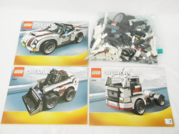 LEGO Creator - N° 4993 - Cool convertible