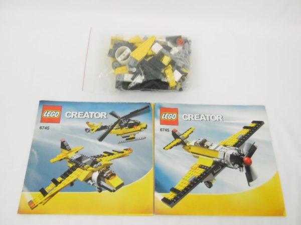 LEGO créator - 6745 - Avion à hélice