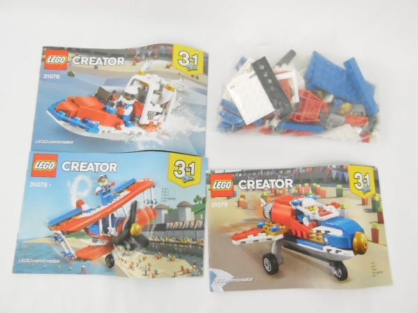 LEGO CREATOR - N°31076 - L'avion de voltige