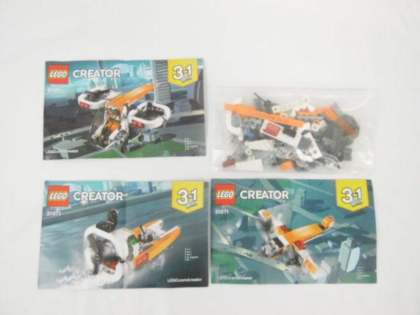 LEGO CREATOR- 31071 - 3 en 1 - Drone Explorer