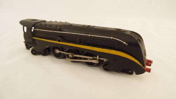 Locomotive HO JEP 232 R bandes JAUNES - Produit entre 1948 et 1964