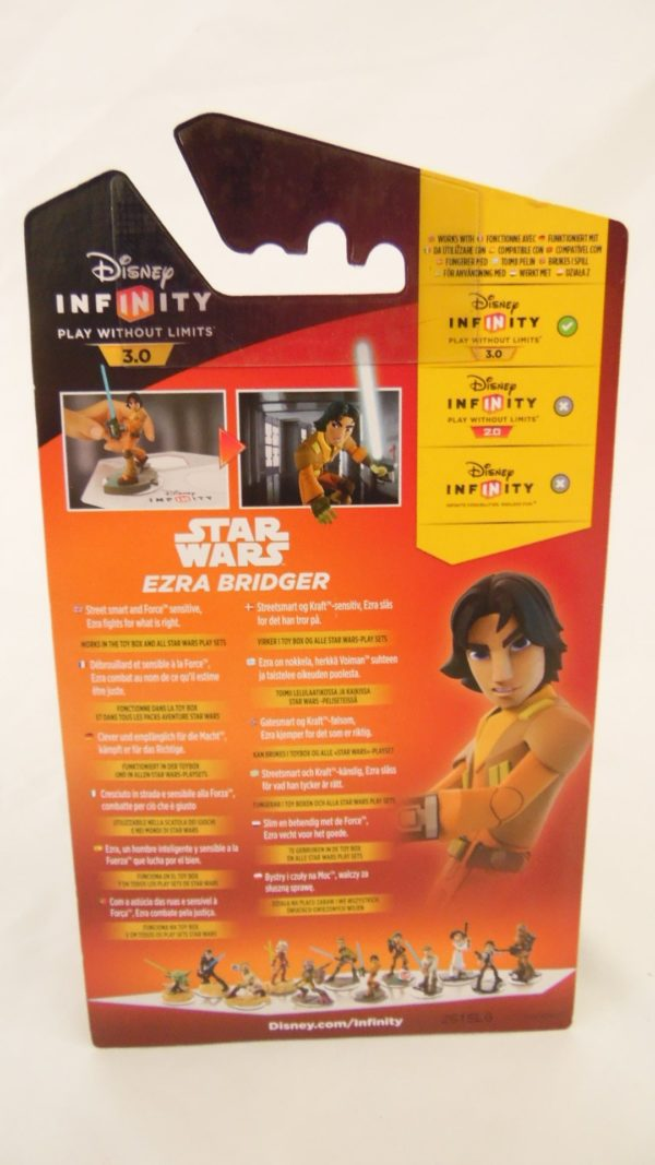 Disney Infinity Star Wars - Ezra Bridger - 3.0