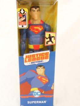 Figurine Superman- 30 cm - Justice League Action