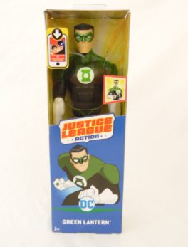Figurine Green Lantern - 30 cm - Justice League Action