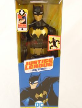 Figurine Batman - 30 cm - Justice League Action - Tir furtif