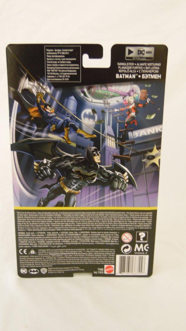 Figurine Batman - 15 cm - Batman missions DC - Mattel