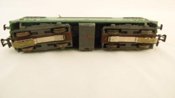 Locomotive électrique Vollon et brun - VB BB-9211 - HO M91 SNCF