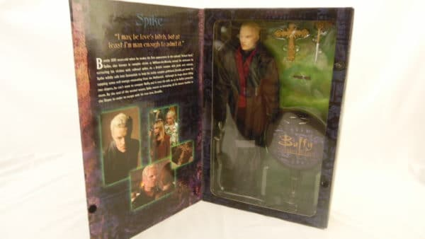 Figurine Sideshow collectibles - Buffy contre les vampires - James Marsters as Spike
