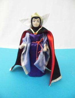 Figurine Disney - Porcelaine - Edition Atlas - La belle-mère de Blanche neige - La Reine sorcière
