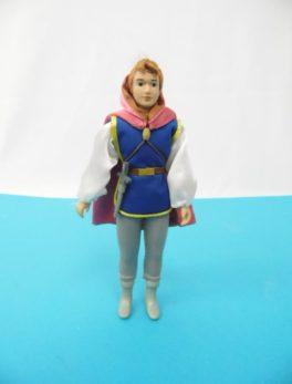 Figurine Disney - Porcelaine - Edition Atlas - Le Prince de Blanche neige