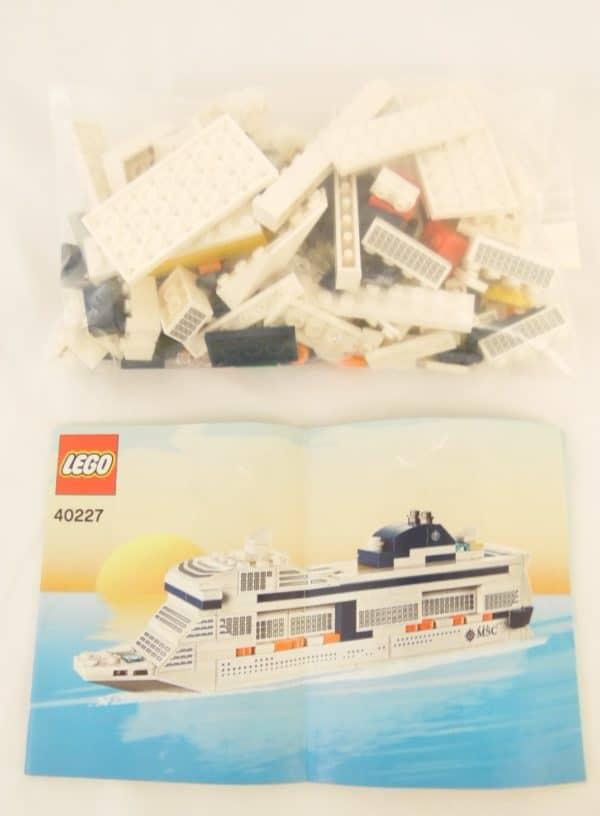 LEGO N° 40227 - MSC Merviglia