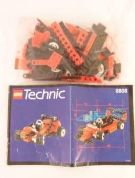 Lego Technic - N° 8808 - F1 racer
