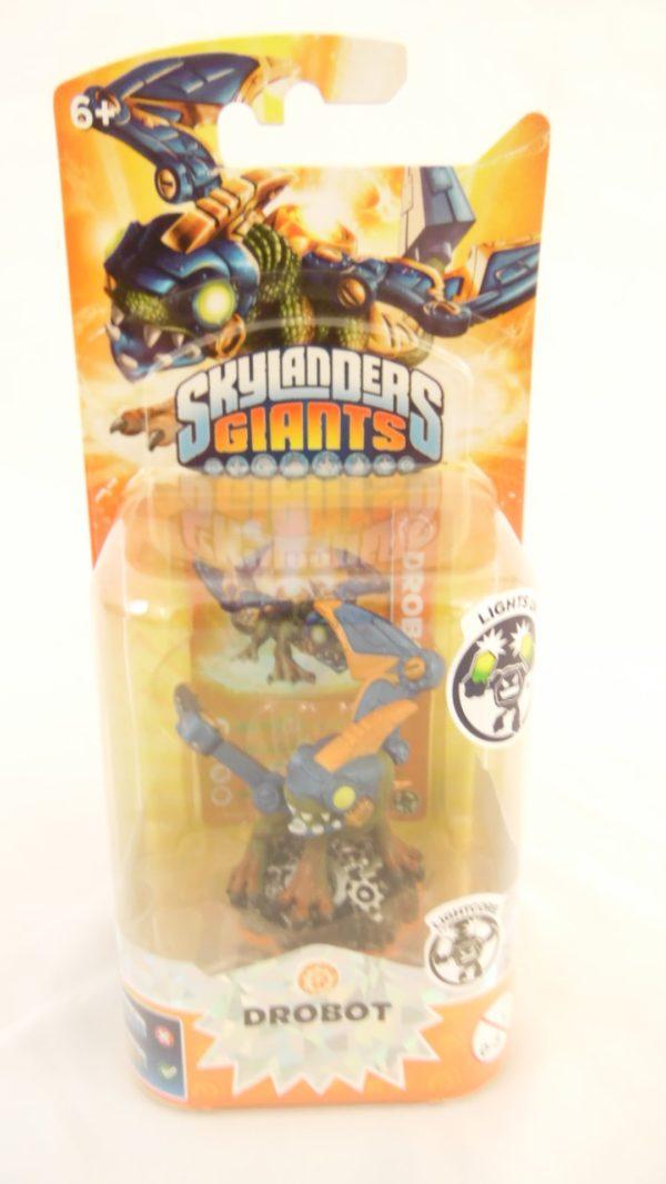 Figurine Skylanders Giants - Drobot