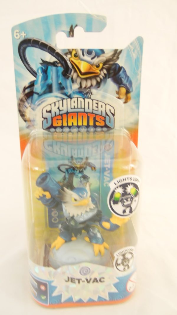Figurine Skylanders Giants - Jet Vac