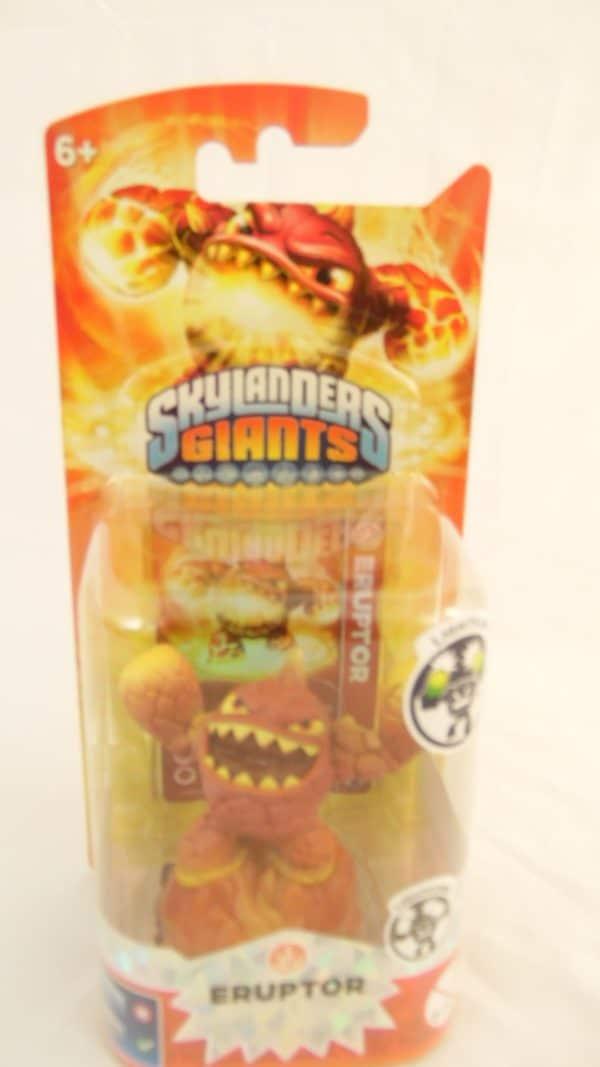Figurine Skylanders Giants - Eruptor
