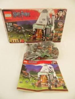 LEGO Harry Potter - N° 4738 - la cabane d'Hagrid