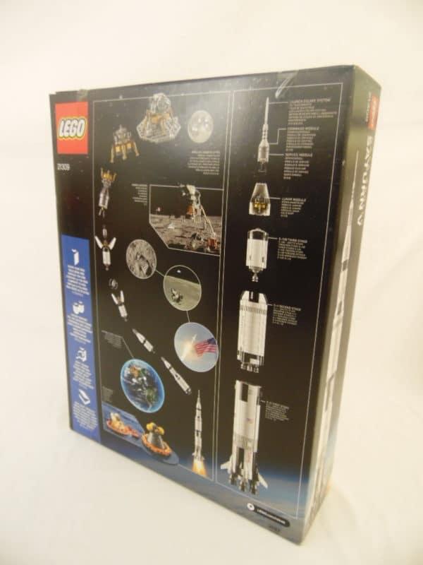 LEGO N° 21309 - NASA Apollo Saturn V