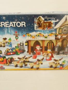 LEGO Creator N° 10245 - Atelier du père Noël