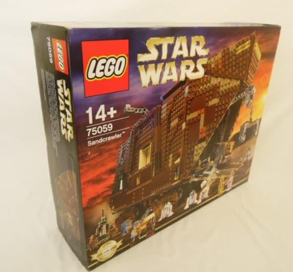 LEGO N° 75059 - Star wars - Sandcrawler