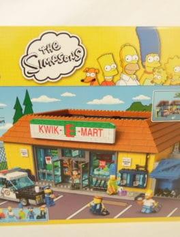 LEGO N° 71016 - Les Simpsons - Kwik-E-Mart