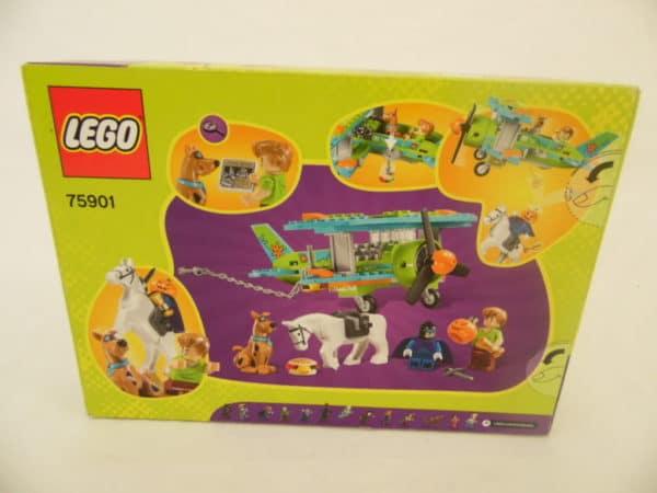 LEGO N° 75901 - Scooby-Doo - Mystery Plane Adventures