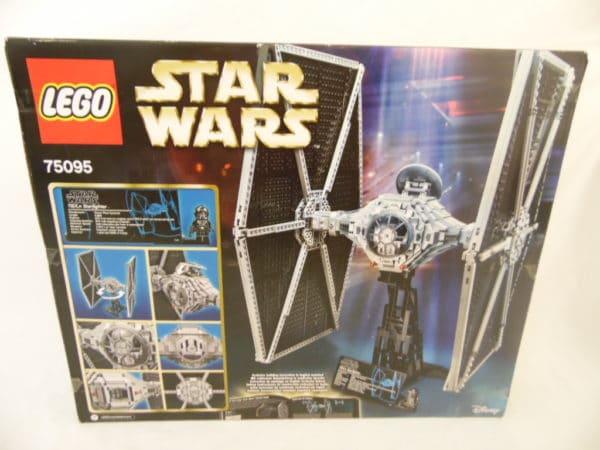 LEGO N° 75095 - Star wars - Tie Fighter - UCS