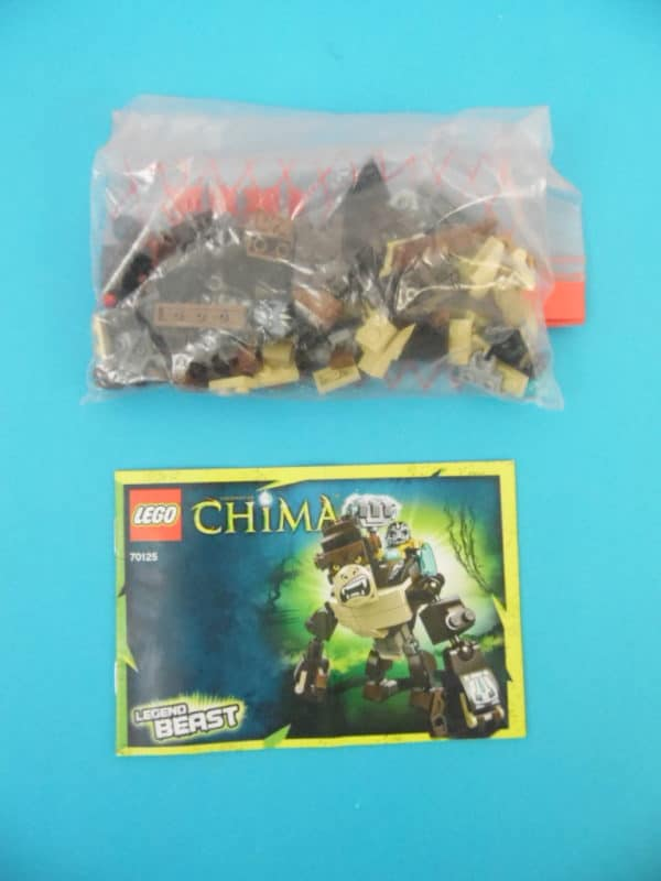 LEGO Chima - N° 70125 - Gorilla legend beast