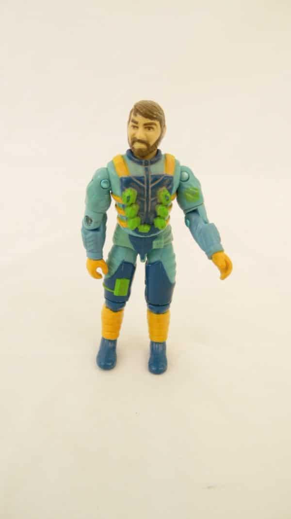 "Figurine GI Joe - Eco-Warriors ""ozone"" - 1991"