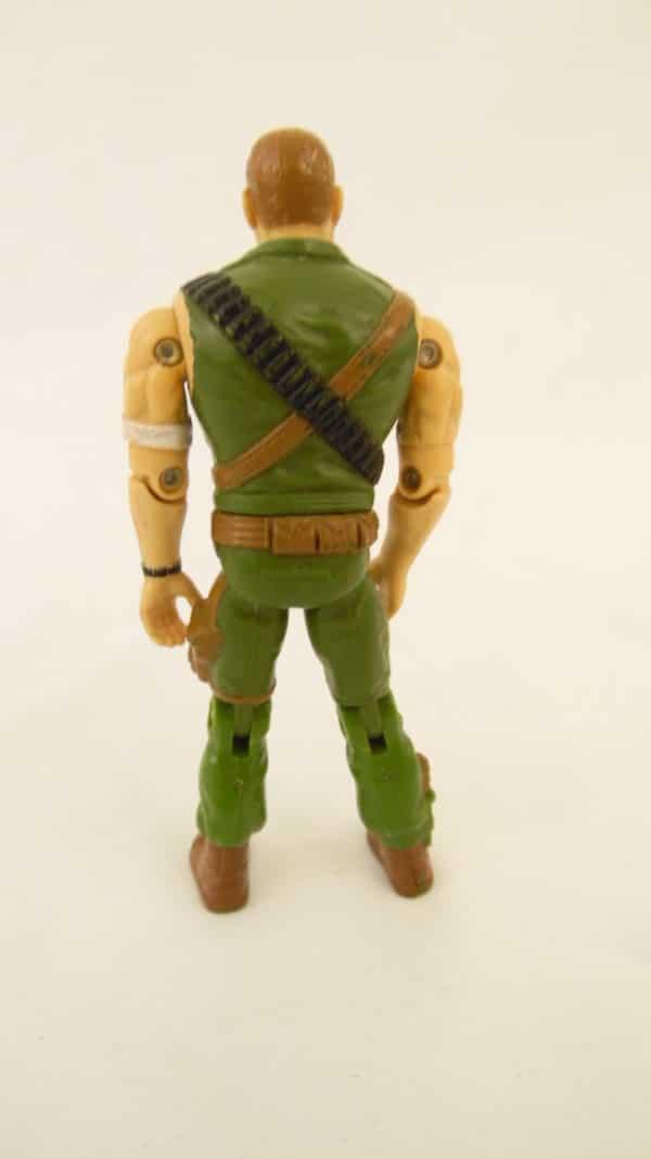 Figurine GI Joe - Sergent Savage - 1995