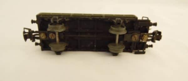 Wagon plat à essieux - JEP - 11 cm - Fabriqué entre 1948 à 1964