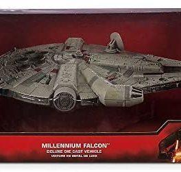 Star Wars - Elites series - Millénium Falcon ( boite rouge )