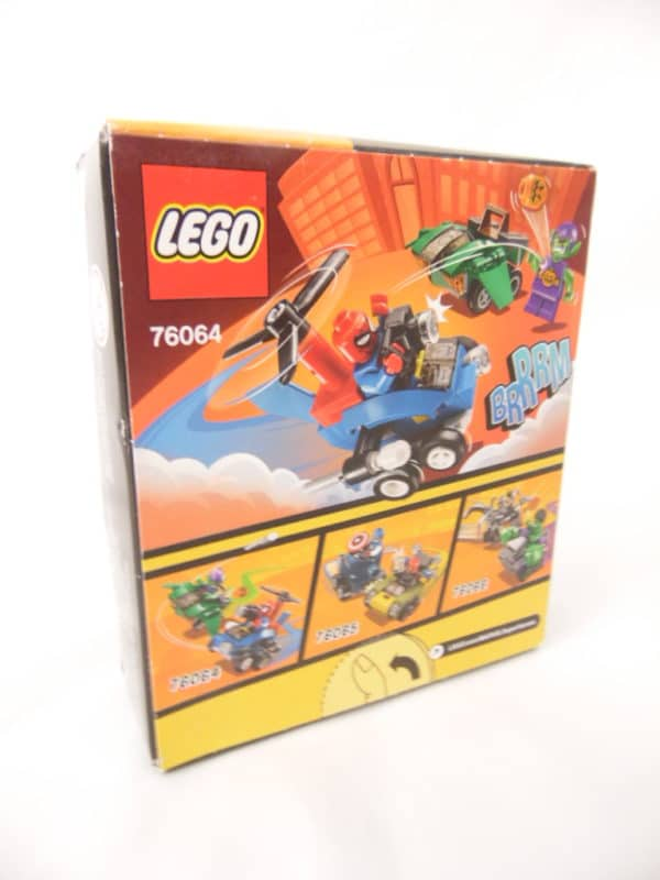 LEGO Super Heroes - N° 76064 - Mighty Micros: Spider-Man contre Green Goblin