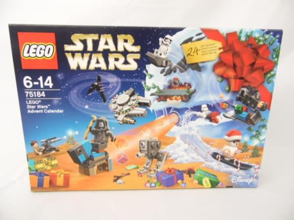 LEGO Star Wars - N° 75184 - Calendrier de l'Avent 2017